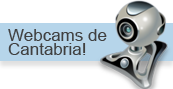 Webcams Cantabria